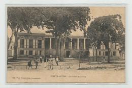 CPA  GUADELOUPE - POINTE A PITRE - Le Palais De Justice,  K7 - Pointe A Pitre