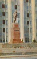 Moldova - Postcard Unused  1970 - Chisinau - Monument To V.I.Lenin On Victory Square - Moldova