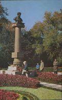 Moldova - Postcard Unused  1970 - Chisinau - Monument To A.S.Pushkin - Moldova