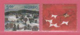 2003 ** (sans Charn., MNH, Postfrish)  Yv  1427/8Mi  1486/7NHK  1521/2 - Norvège