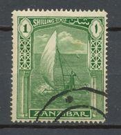 TIMBRE - ZANZIBAR - Oblitéré - Zanzibar (1963-1968)