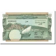 Billet, Yemen Democratic Republic, 500 Fils, 1984, KM:6, SPL+ - Yémen