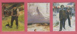 2004 ** (sans Charn., MNH, Postfrish)  Yv  1436/8Mi  1493/5NHK  1528/30 - Norvège