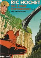 RIC HOCHET - Edition Originale 1995 - QUI A PEUR D'HITCHOCK ? - 55 - Ric Hochet