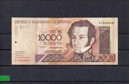 VENEZUELA 2000, 10000 BOLIVARES, P-85a, EBC, 2 ESCANER - Venezuela