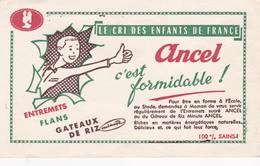 Buvard Ancel - Buvards, Protège-cahiers Illustrés