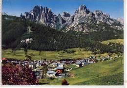 POZZA DI FASSA  PANORAMA VIAGGIATA 1966 - Italia