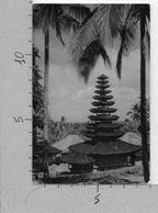 CARTOLINA VG INDONESIA - BALI - A Beautiful Meru In Bangli - 9 X 14 - ANN. 1969 - Indonesia