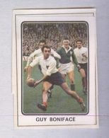 GUY BONIFACE....RUGBY....SPORT - Rugby