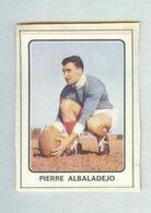 PIERRE ALBALADEJO....RUGBY....SPORT - Rugby