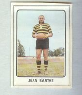 JEAN BARTHE.....RUGBY....SPORT - Rugby