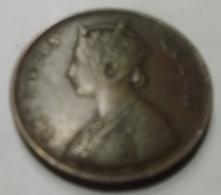 @Y@    Brits India   1/4 Anna   1862    (2097) - Inde