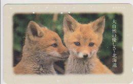 JAPAN - FREECARDS-3054 - 430-7413 - FOX - Japan