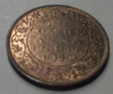 @Y@    Brits India   1/4 Anna   1940    (2283) - Inde