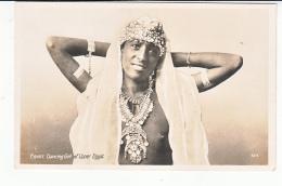 Egypte - Jeune Danseuse De La Haute Egypte - Persons