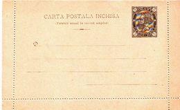 Romania Mint Postcard - 1881-1918: Charles I