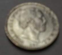 @Y@    Nederland  10 Cent  1885        (2205) - [ 3] 1815-…: Königreich Der Niederlande