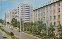 Moldova - Postcard Unused  1970 - Chisinau - Negrutsi Boulevard - Moldova