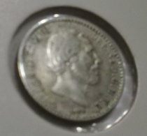 @Y@    Nederland  10 Cent  1877       (2372) - 1849-1890: Willem III.