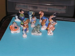 12 TRAVAUX D HERCULE - Characters