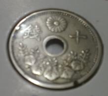 @Y@    Japan   10 Sen   1922       (2087) - Japan