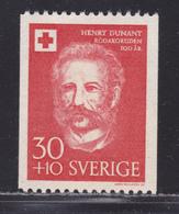 SUEDE N°  439 ** MNH Neuf Sans Charnière, TB (D4789) Croix Rouge - Suède