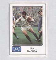 IAN MCCREA...ECOSSE...RUGBY....SPORT - Rugby