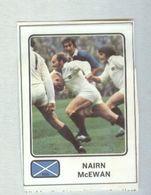 NAIRN MCEWAN...ECOSSE...RUGBY....SPORT - Rugby