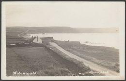 Widemouth, Near Bude, Cornwall, C.1920 - Thorn RP Postcard - England