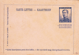 Belgio - Vedi Scansione - Stamped Stationery