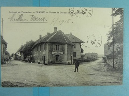 Environs De Pontarlier Frasne Routes De Cenceau Et De Couvrière - France