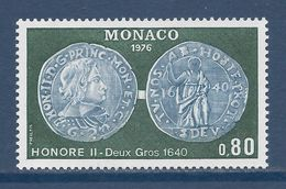 Monaco - YT N° 1069 - Neuf Sans Charnière - 1976 - Monaco