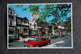 MONTREAL - Rue Crescent - Montreal