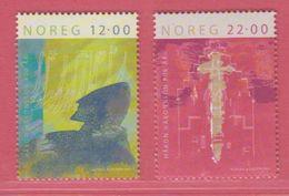 2004 ** (sans Charn., MNH, Postfrish)  Yv  1448/9Mi  1505/6NHK  1540/1 - Norvège