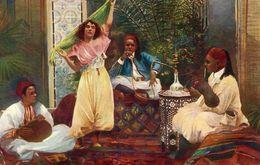 DANSE(TYPE) EGYPTE - Baile