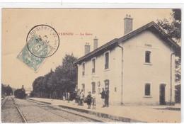 Indre-et-Loire - Vernou - La Gare - Autres Communes