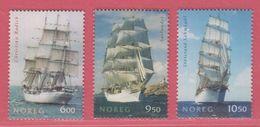 2005 ** (sans Charn., MNH, Postfrish)  Yv  1484/6Mi  1541/3NHK  1576/8 - Norvège
