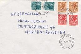 Brief In Die Schweiz (br2685) - 6. 1946-.. Republic