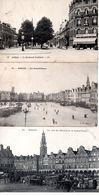 Pas De Calais : Arras : Lot De 3 Cpa - Arras