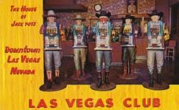 Nevada Las Vegas The Las Vegas Club One Armed Bandits