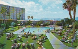 Nevada Las Vegas Stardust Hotel Olympic Size Swimming Pool