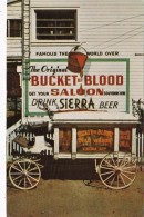 Nevada Virginia City Bucket Of Blood Saloon