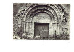 Cpa - 78 - MONTCHAUVET - Porte De L'ancienne Eglise De La  Madeleine - N°3 - Autres Communes
