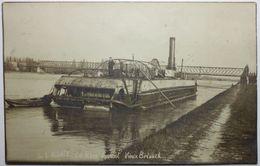 Le Rhin Devant Vieux Brisach (Der Rhein Vor Breisach) - Neuf Brisach