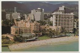 The Royal Hawaiian Hotel, Waikiki, Hawaii, Unused Postcard [20907] - Honolulu