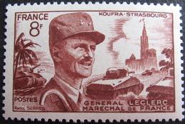 Lot FD/403 - 1953 - LECLERC - N°942 NEUF** - France