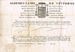 Alysius Landi De Vittorys - Religione & Esoterismo