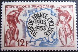 Lot FD/405 - 1953 - TOUR DE FRANCE - N°955 NEUF** - Ungebraucht