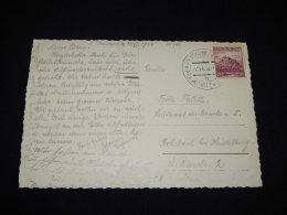 Czechoslovakia 1938 Praskowitz Postcard__(L-10440) - Tsjechoslowakije