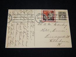 Denmark 1913 Postcard With Christmas Vignette__(L-9101) - 1913-47 (Christian X)